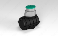 Емкость подземная «Rostok» 1250 л oil