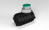 Емкость подземная «Rostok» 2000 л oil