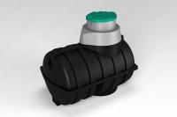 Емкость подземная «Rostok» 3000 л oil